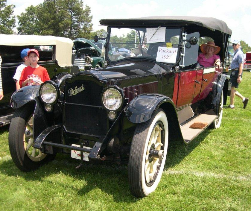 1922 Packard Phaeton