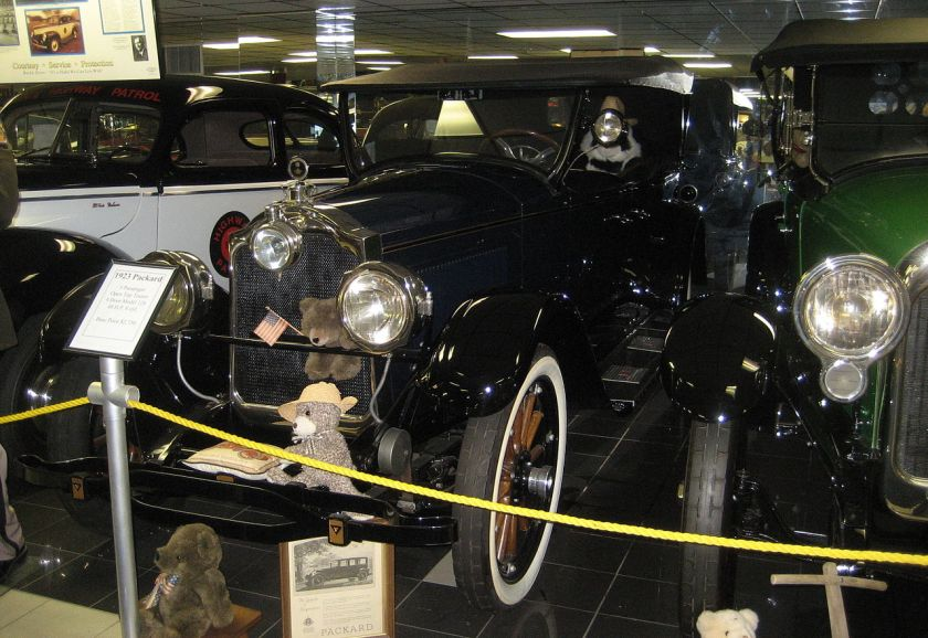 1923 Packard Single Six 226 Touring