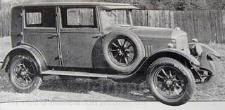 1924 IMPERIA ABADAL - 11-11 HP 1094ccm - 1924