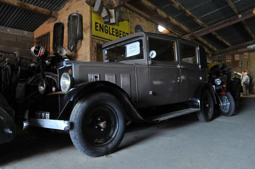 1930 Berliet VIL