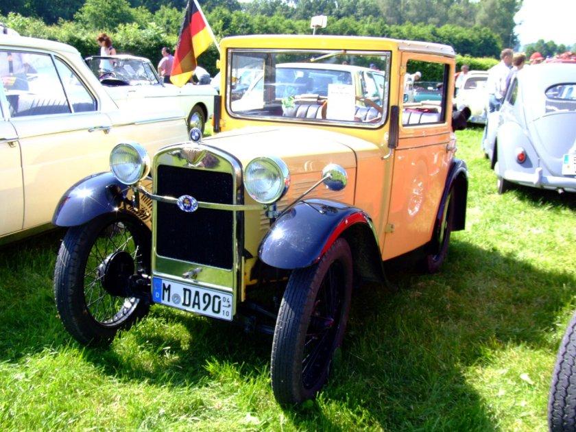 1930 BMW Dixi