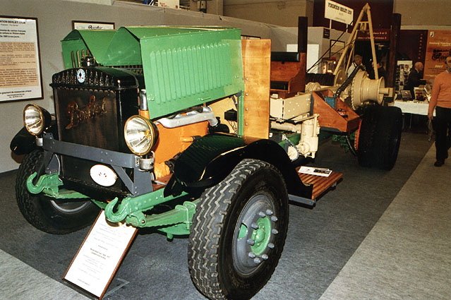 1932 Berliet CBAC 8