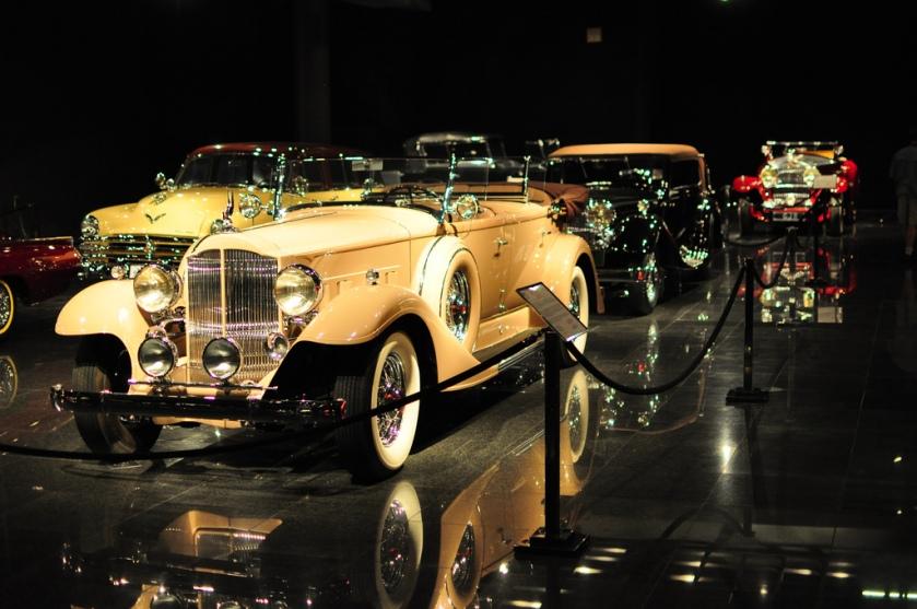 1933 Packard Twelve Individual Custom Twelve Modell 1005 Sport Phaeton von Dietrich