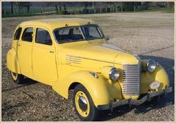 1937 Berliet Dauphine