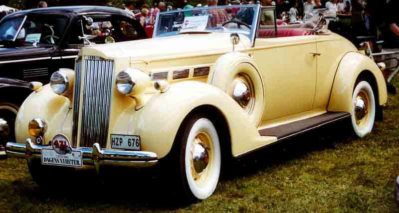 1937 Fifteenth Series Eight 120-C 1099 Convertible Coupé