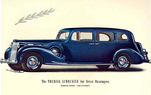 1938 packard-touring-limousine