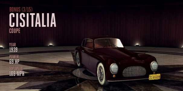 1939 Cisitalia-coupe