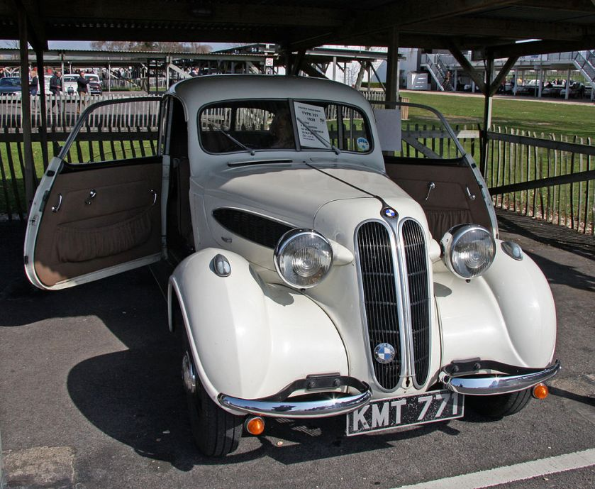 1939 Frazer Nash BMW Type 321