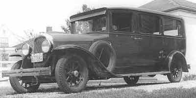 1939 Packard-Henney-amb