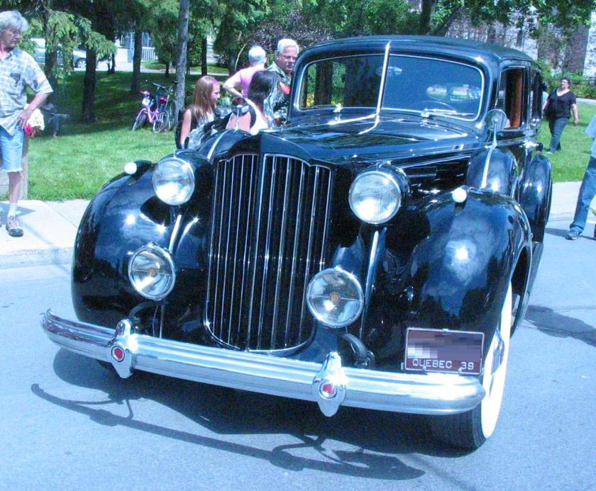 1939 Packard Packard Twelve, 17th series