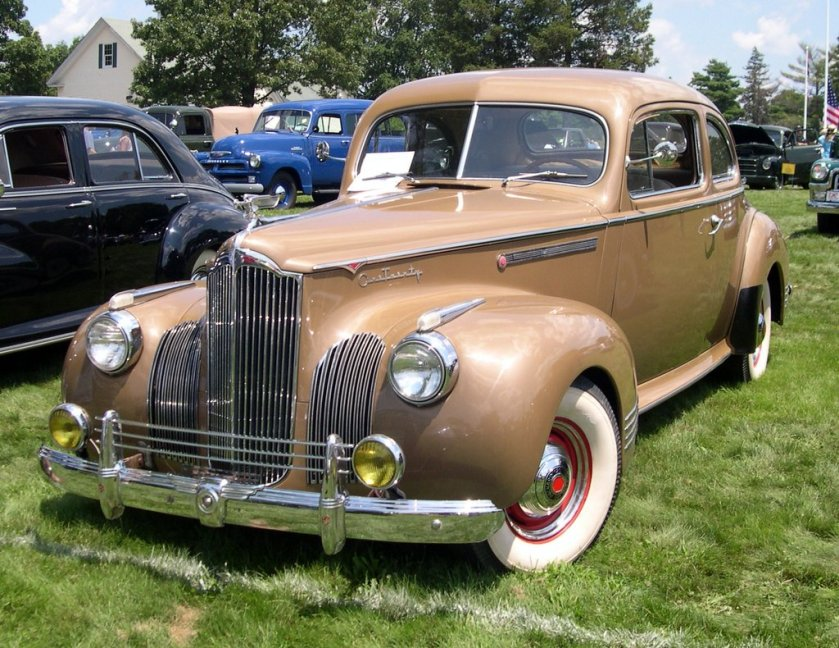 1941 Packard 120 coupe