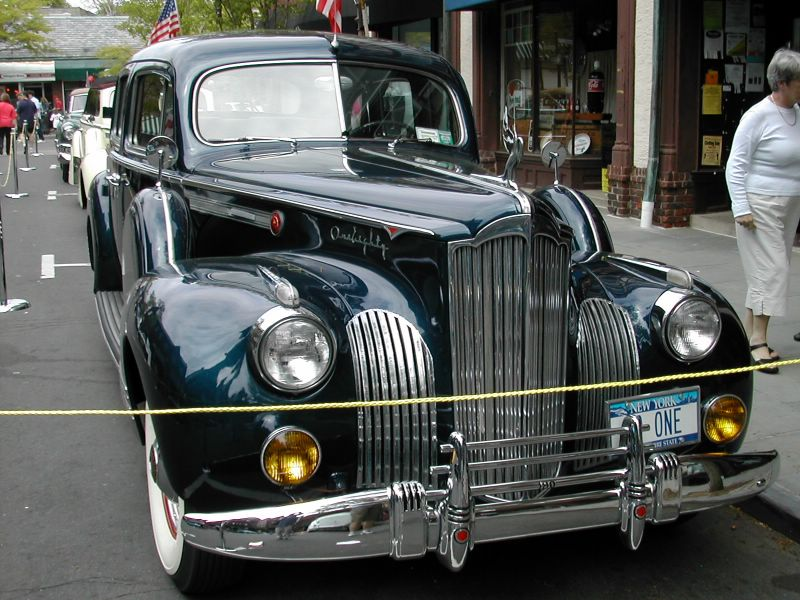 1941 Packard 180 Formal Sedan