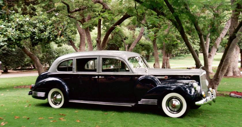 1941 Packard Limousine By LeBaron