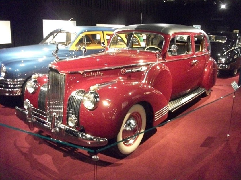 1941 Packard One-Eighty Formal Sedan