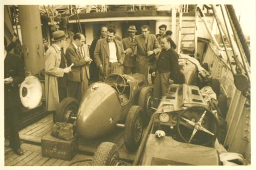 1946 Cisitalia D46 Barcelona