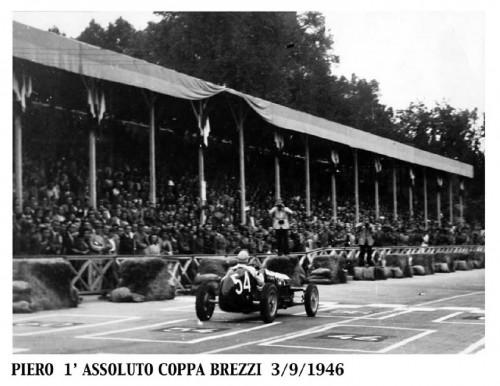 1946 Cisitalia D46 Coppa Brezzi