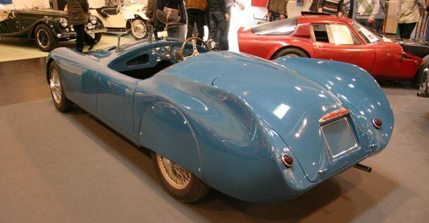 1947-52 Cisitalia 202 SMM Nuvolari