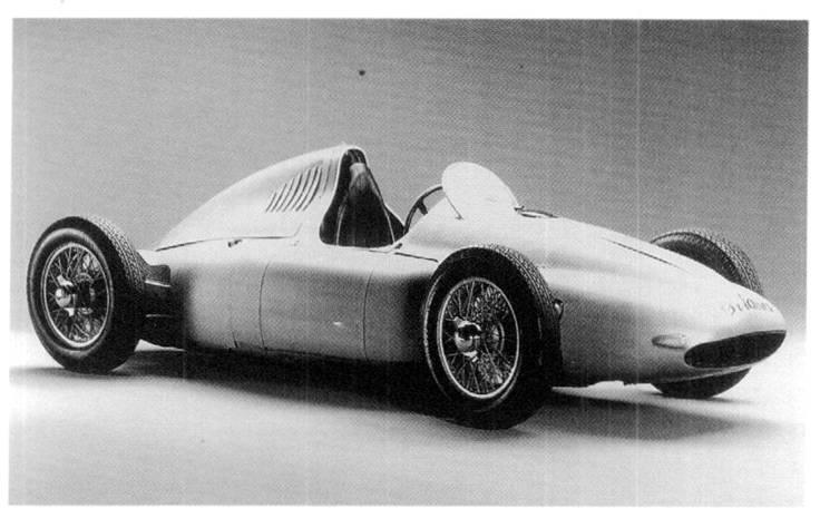 1947 Cisitalia 360-Porsche