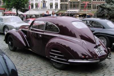 1947 Cisitalia Aerodinamica Mille Miglia
