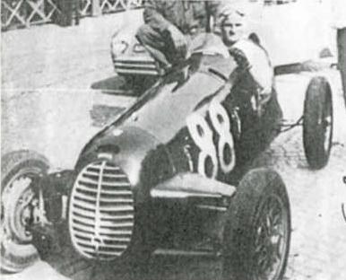 1947 Cisitalia Coppa asti spumante