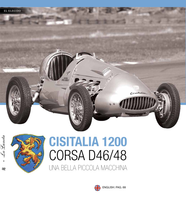 1947 Cisitalia D46-48 Monoposto