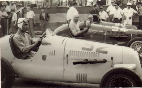 1947 Cisitalia D46 Forli