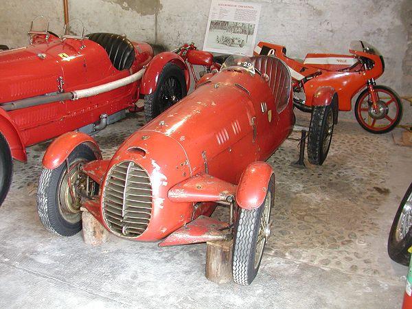 1947 Cisitalia D46 Monoposto a