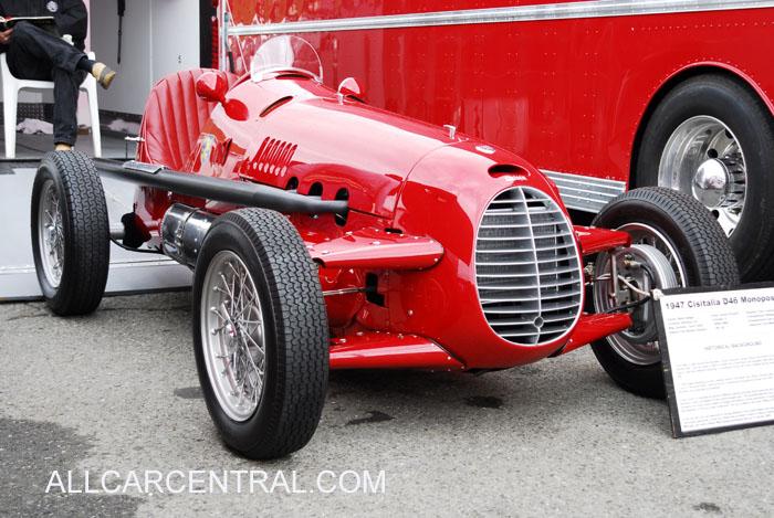 1947 Cisitalia D46 Monoposto Ferrari