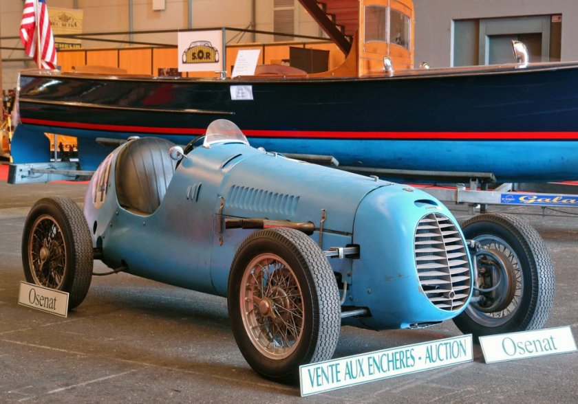 1947 Cisitalia D46 Monoposto