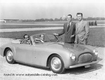 1948 Cisitalia 202 Gran Sport Cabriolet