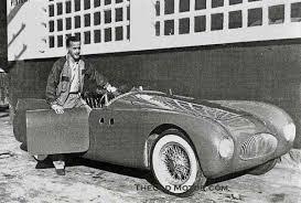 1948 Cisitalia 202 SMM Nuvolari Spider