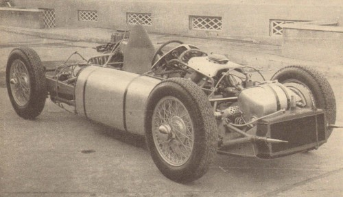 1948 Cisitalia 360GP Torino