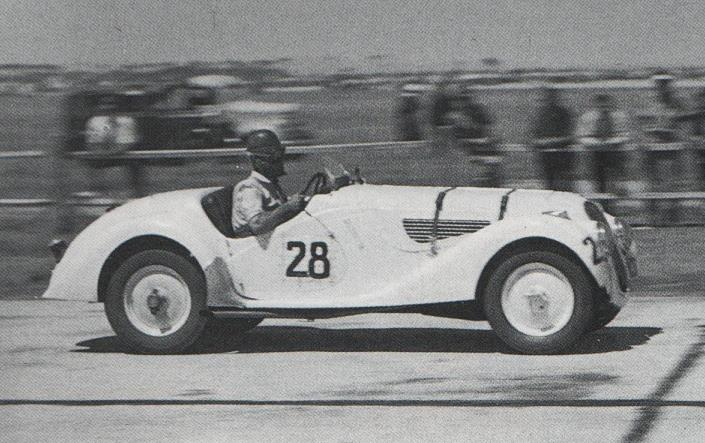 1948 Frank Pratt (BMW 328)