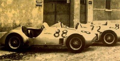 1949 Cisitalia 1100 abarth 3