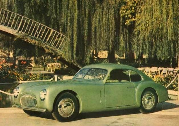 1949 Cisitalia 202 Gran Sport Coupe 1
