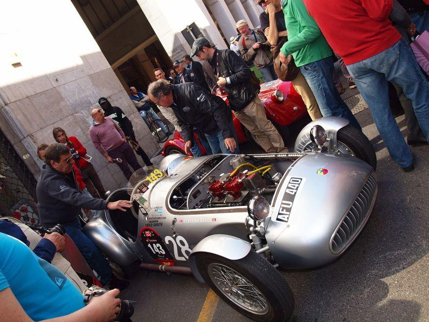 1950 ABARTH 204A