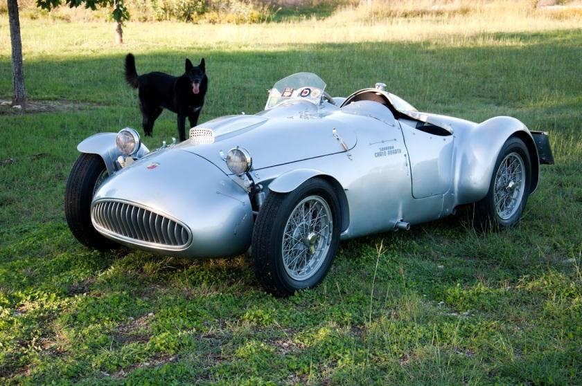 1950 Cisitalia-Abarth-204-A-Spyder-Sport