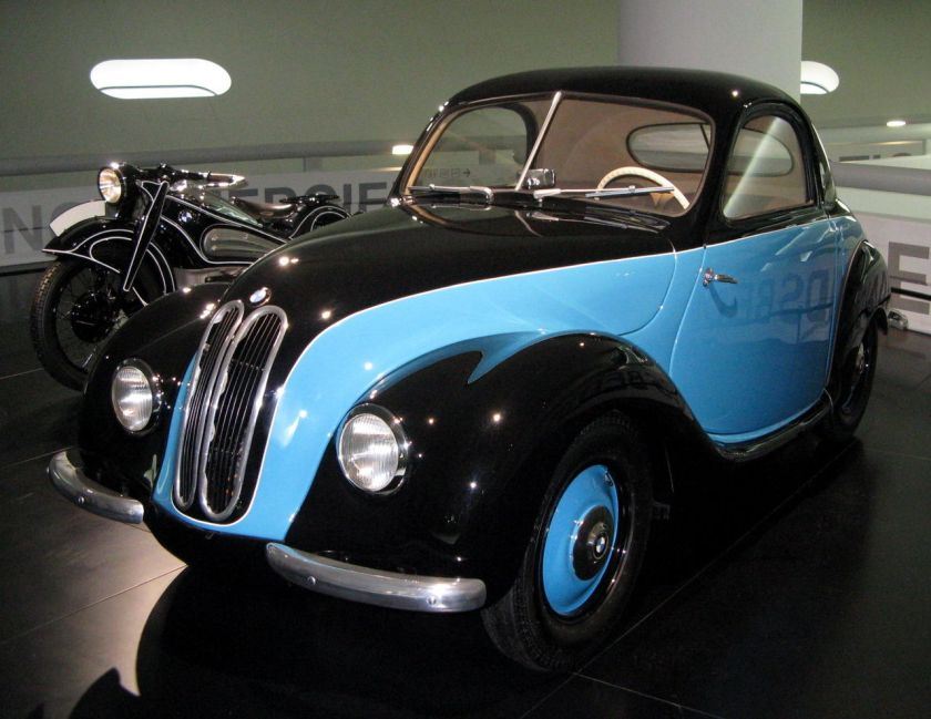 1951 BMW 331 prototype 531 1951 01