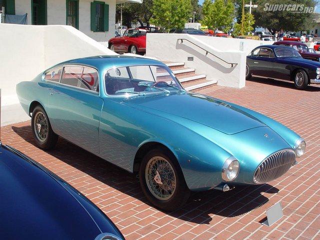 1951 Cisitalia 202AlemanoBerlinetta1