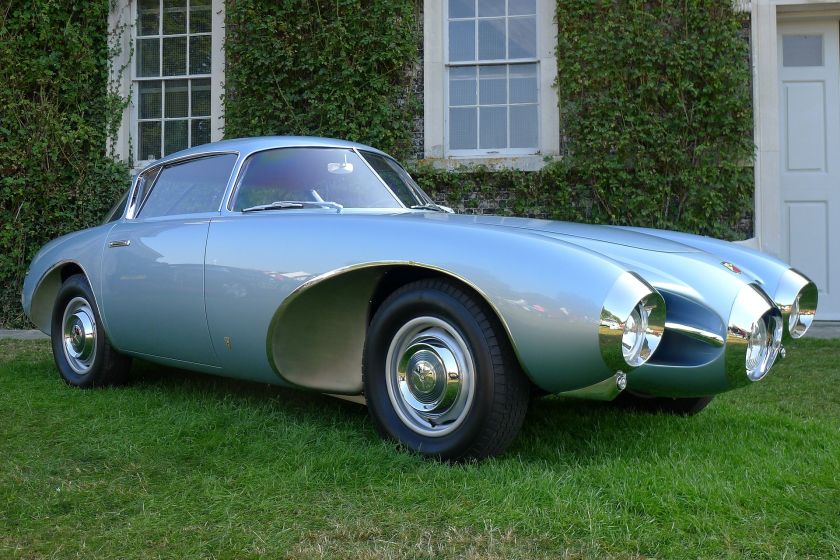 1952 Abarth 1500 Biposto Coupé BAT 1