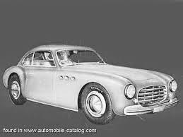 1952 Cisitalia 202D