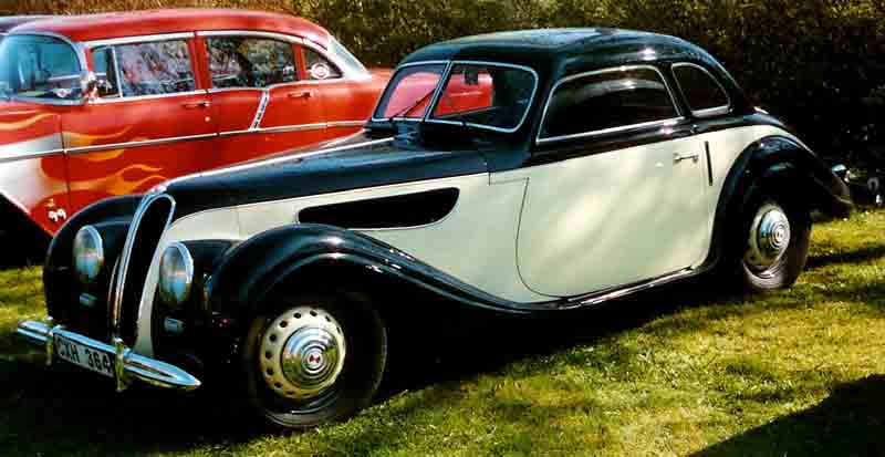 1952 EMW 327-2 Coupe