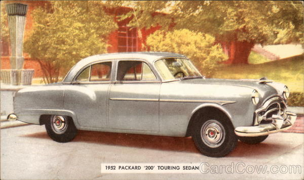 1952 Packard '200' Touring Sedan