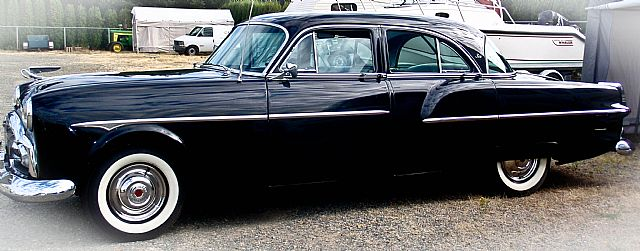 1952 Packard 300