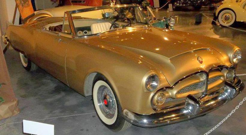 1952 Packard Pan American Show Car
