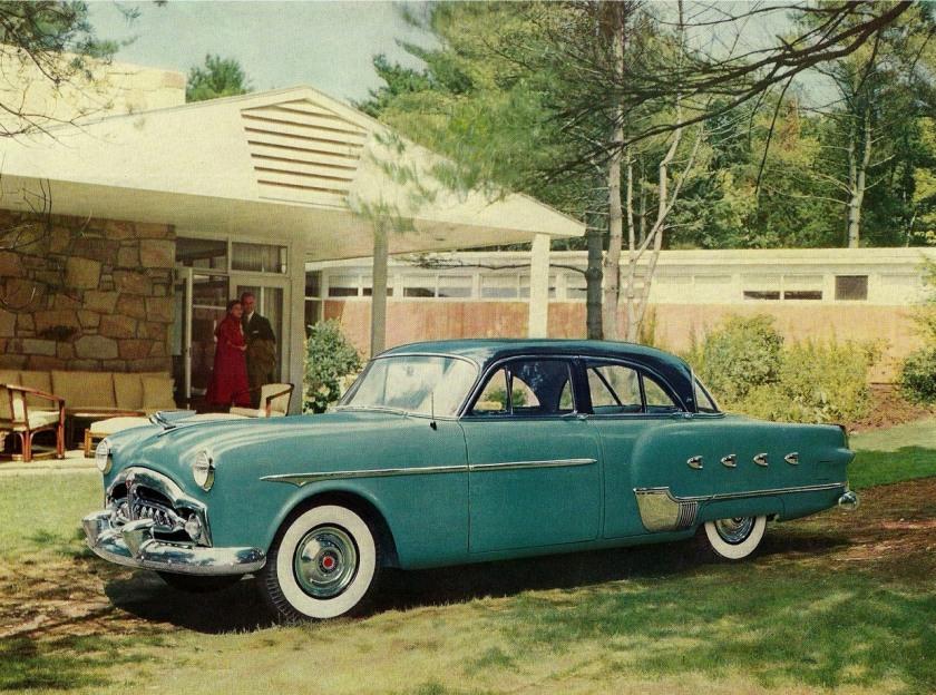 1952 Packard Patrician '400'