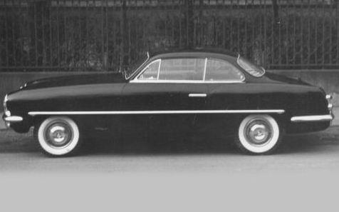 1953 Cisitalia 505 DF specs