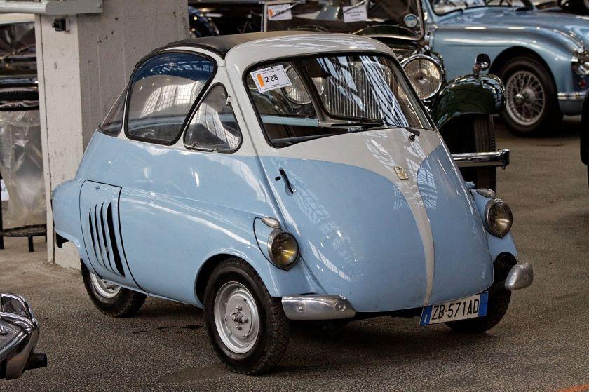 1953 Iso Isetta a