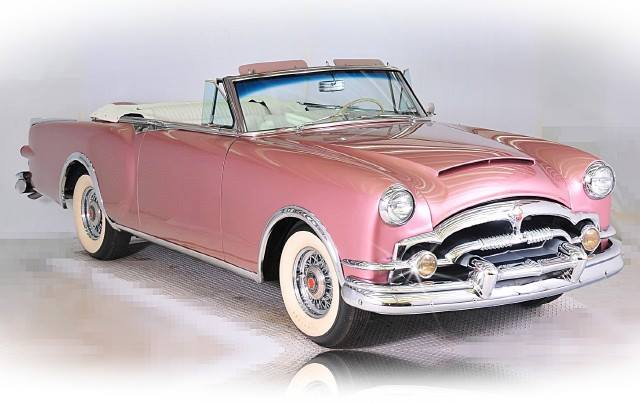 1953 Packard Carribean