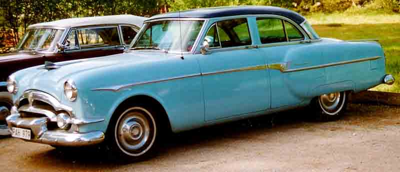 1953 Packard Clipper Sedan